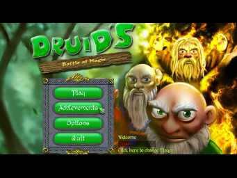 Druids - Battle of Magic